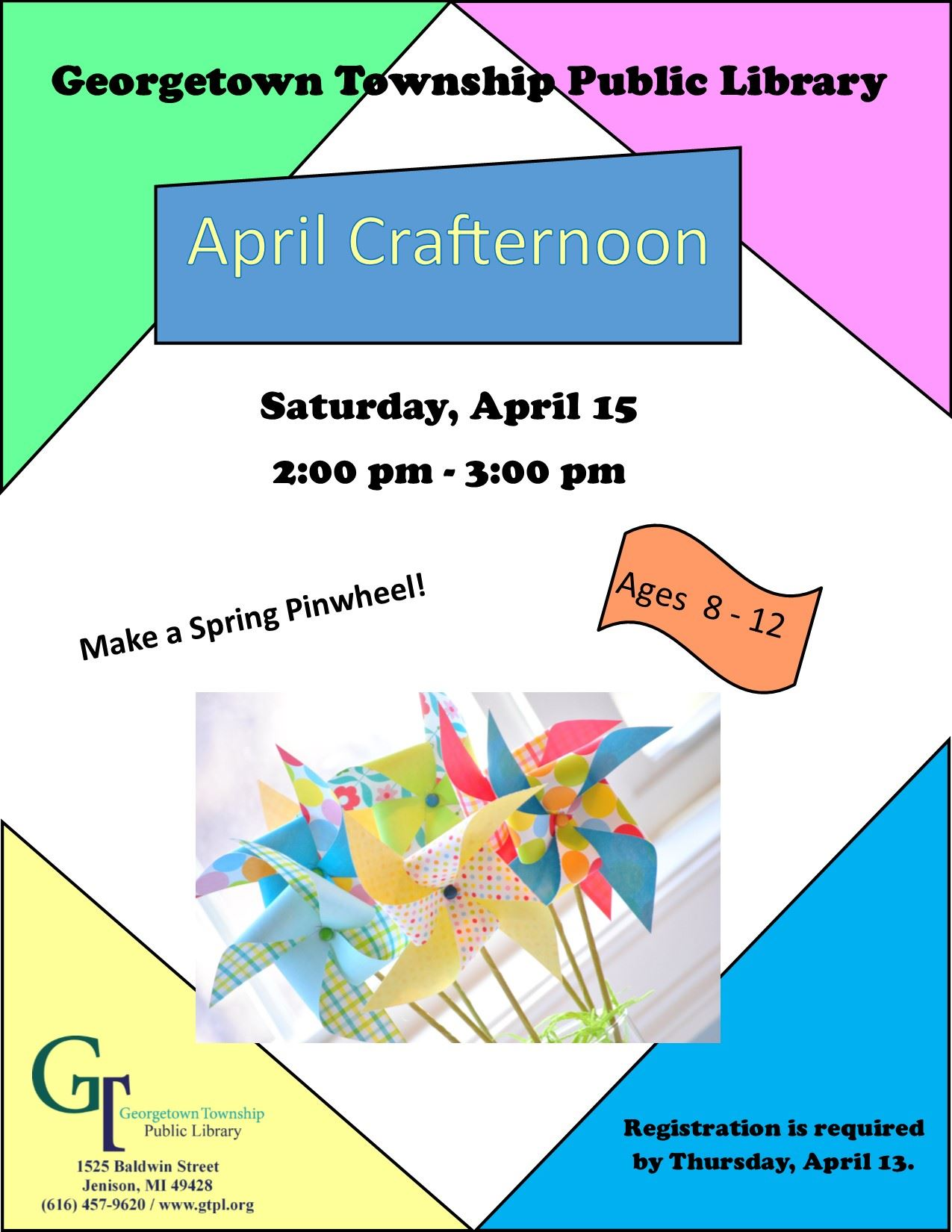 April Crafternoon